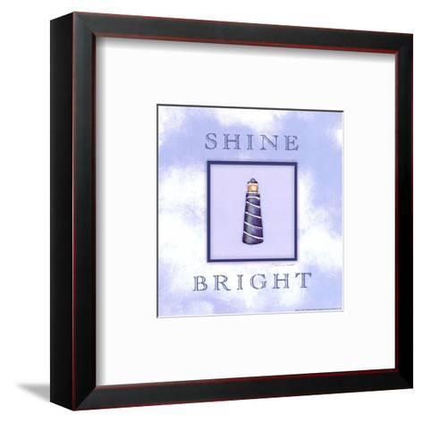 Shine Bright-Stephanie Marrott-Framed Art Print