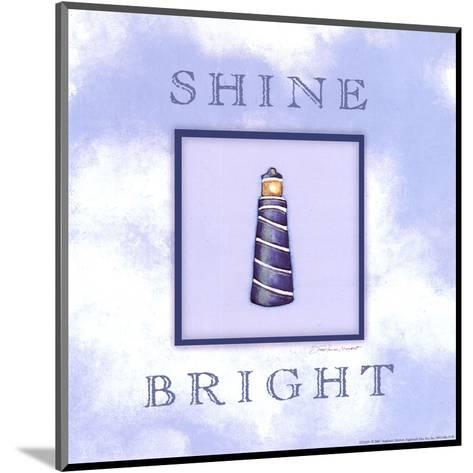 Shine Bright-Stephanie Marrott-Mounted Art Print