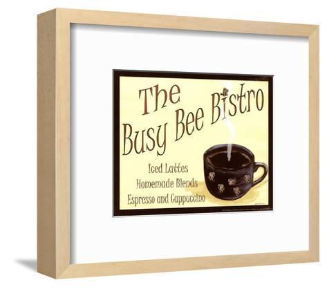 Busy Bee-Grace Pullen-Framed Art Print