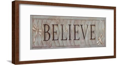 Believe-Stephanie Marrott-Framed Art Print