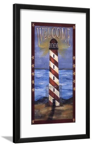 Welcome-Grace Pullen-Framed Art Print