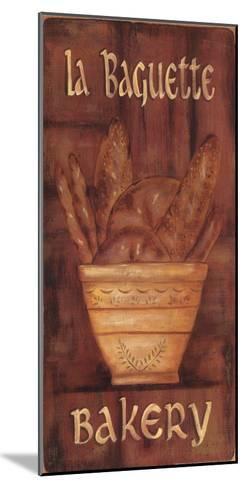 La Baguette Bakery-Grace Pullen-Mounted Art Print