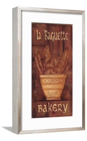 La Baguette Bakery-Grace Pullen-Framed Art Print