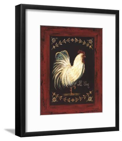 Le Coq-Grace Pullen-Framed Art Print