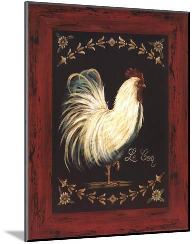 Le Coq-Grace Pullen-Mounted Art Print