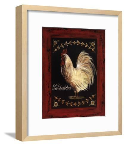 Le Chanticleer-Grace Pullen-Framed Art Print