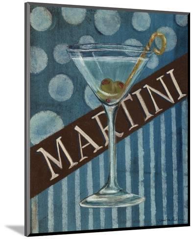 Martini-Grace Pullen-Mounted Art Print