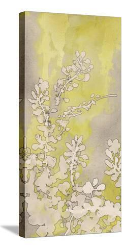 Moonlight Glow Flowers II-Tania Bello-Stretched Canvas Print