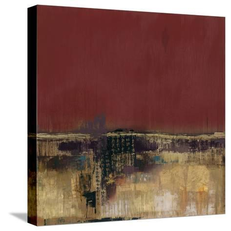 Lateral Intersect I-Daniels-Stretched Canvas Print