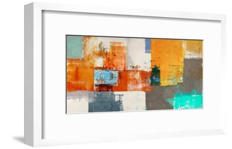 Barcelona-Alessio Aprile-Framed Art Print