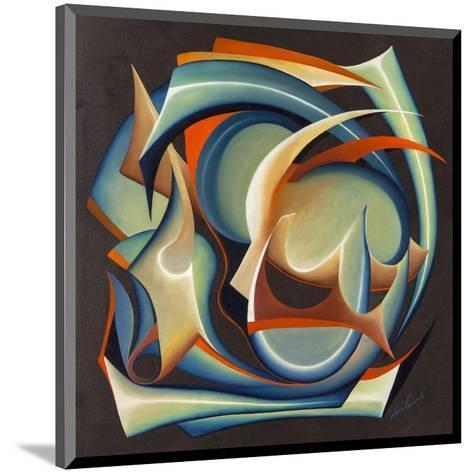 Inverno-Laura Ceccarelli-Mounted Art Print