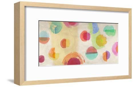 Happiness Happening-Sandro Nava-Framed Art Print