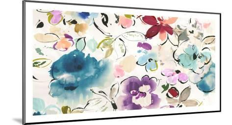 Floral Galore-Kelly Parr-Mounted Art Print