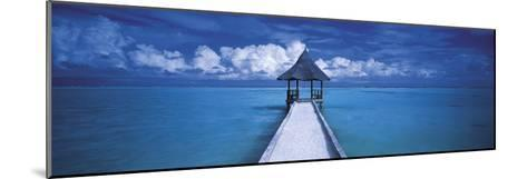 The Maldives-Peter Adams-Mounted Giclee Print