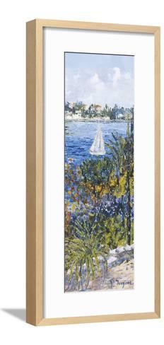 Riviera II-Tania Forgione-Framed Art Print