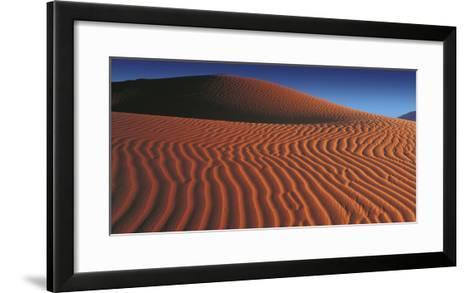 Namibian Dunes-Chris Simpson-Framed Art Print