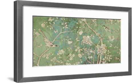 Chinoiserie Birds-Tania Bello-Framed Art Print