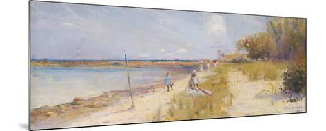 Rickett's Point-Charles Conder-Mounted Premium Giclee Print