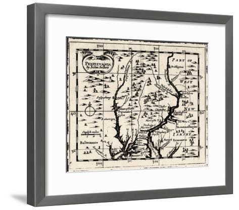 Pensilvania-Bill Cannon-Framed Art Print