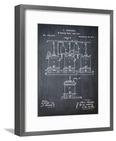 Pasteur Chalk-Bill Cannon-Framed Art Print