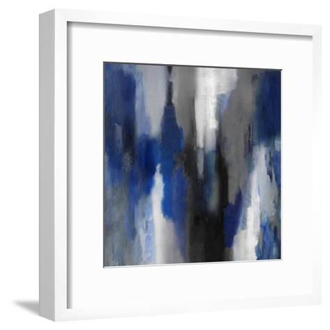 Apex Blue I-Carey Spencer-Framed Art Print