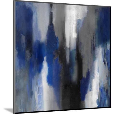 Apex Blue I-Carey Spencer-Mounted Giclee Print