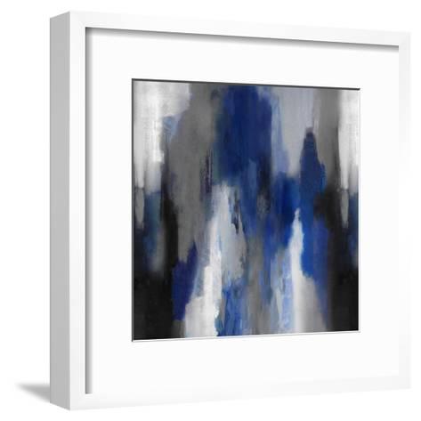 Apex Blue II-Carey Spencer-Framed Art Print