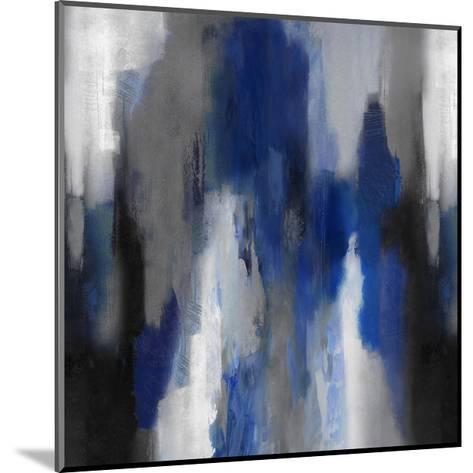 Apex Blue II-Carey Spencer-Mounted Giclee Print