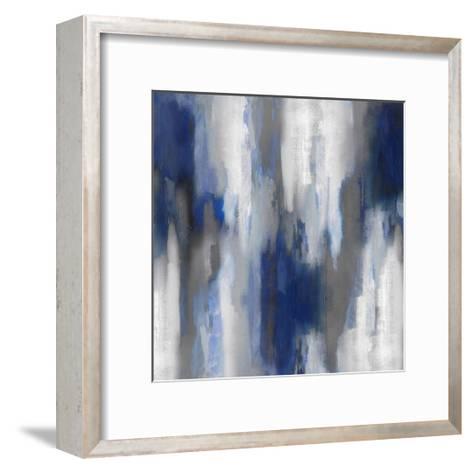 Apex Blue III-Carey Spencer-Framed Art Print