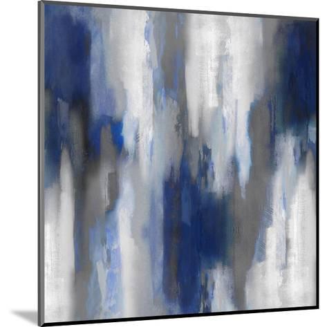 Apex Blue III-Carey Spencer-Mounted Giclee Print