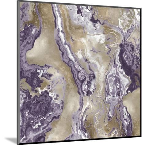 Onyx Amethyst-Danielle Carson-Mounted Giclee Print