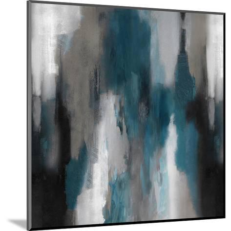 Apex Cerulean-Carey Spencer-Mounted Giclee Print