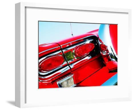 1958 Ford Fairlane 500 D-Clive Branson-Framed Art Print
