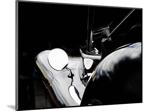 Jaguar XK120-Clive Branson-Mounted Giclee Print