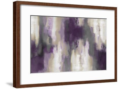 Amethyst Perspective-Carey Spencer-Framed Art Print