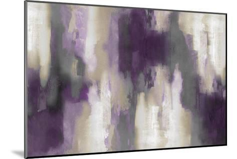 Amethyst Perspective-Carey Spencer-Mounted Giclee Print