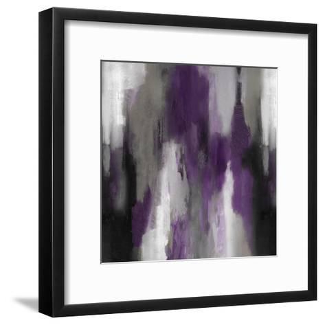 Apex Amethyst I-Carey Spencer-Framed Art Print