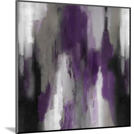 Apex Amethyst I-Carey Spencer-Mounted Giclee Print