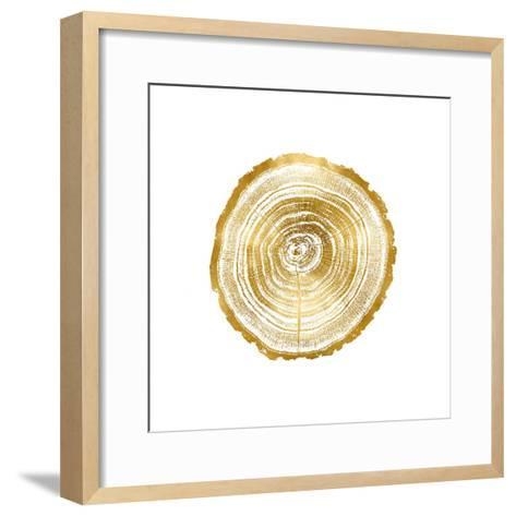Timber Gold II-Danielle Carson-Framed Art Print