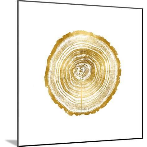 Timber Gold II-Danielle Carson-Mounted Giclee Print