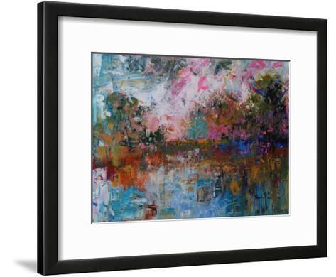 Landscape IV-Joseph Marshal Foster-Framed Art Print