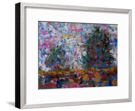 Landscape V-Joseph Marshal Foster-Framed Art Print