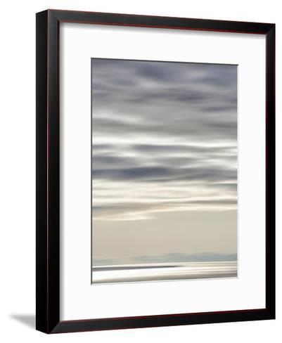 Cloud Formations-Savanah Plank-Framed Art Print