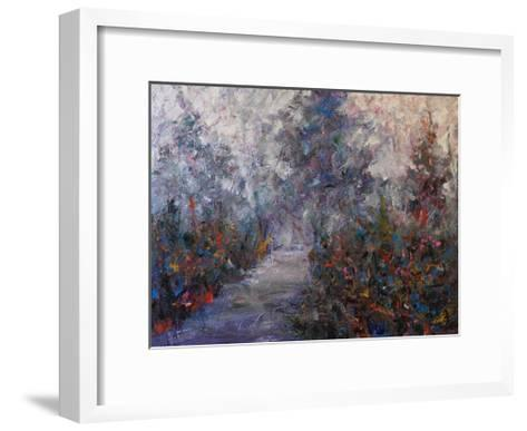 Walking path-Joseph Marshal Foster-Framed Art Print