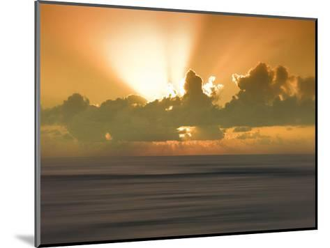 USA, Hawaii, Kauai, sunset-Savanah Plank-Mounted Giclee Print