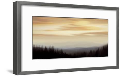 Panorama II-Madeline Clark-Framed Art Print