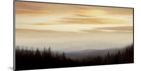 Panorama II-Madeline Clark-Mounted Giclee Print