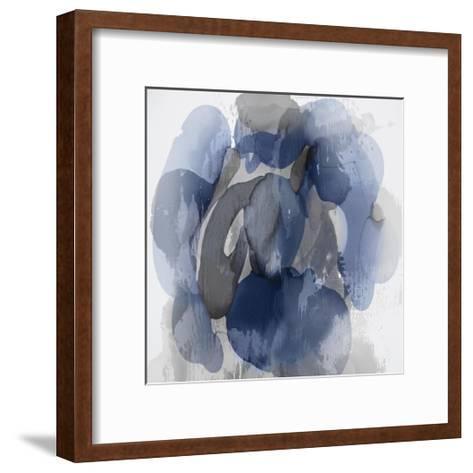 Indigo Flow I-Kristina Jett-Framed Art Print