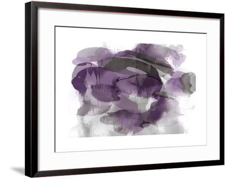 Amethyst Flow II-Kristina Jett-Framed Art Print