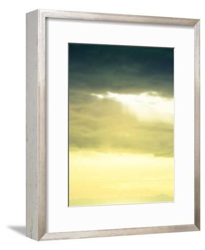 Cloud Formations-Savanah Plank-Framed Art Print